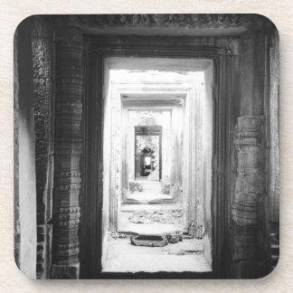 Angkor Camboya, entradas Preah Khan 2 Posavasos De Bebidas