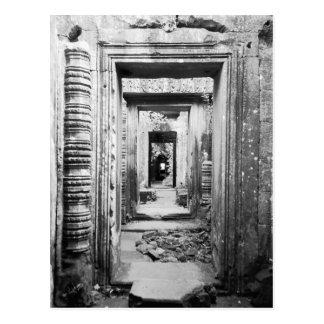 Angkor Camboya, entradas Preah Khan Postales