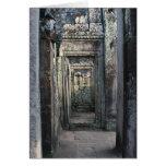 angkor doorways card