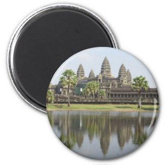 angkor reflections refrigerator magnets