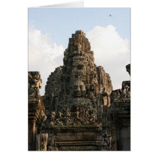 angkor thom cambodia card