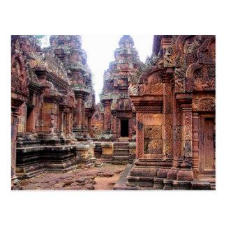 Angkor Thom Postcard