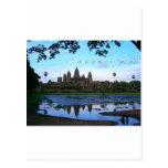 Angkor Wat 01 Postcard