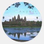 Angkor Wat 01 Sticker