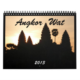 angkor wat 2013 calendar