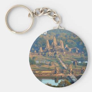 -Angkor-WAT-Angie. Key Chains
