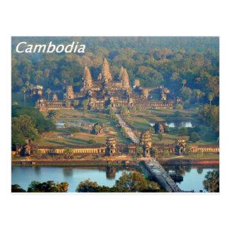 - Angkor-WAT-Angie. Tarjetas Postales