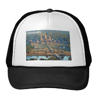-Angkor-WAT-Angie. Trucker Hat