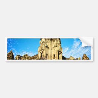 Angkor Wat Cambodia Bumper Sticker