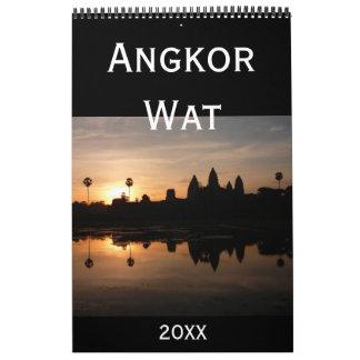 angkor wat cambodia calendar