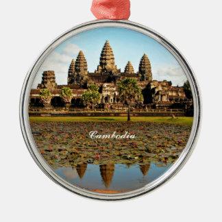 Angkor Wat Cambodia Ornament