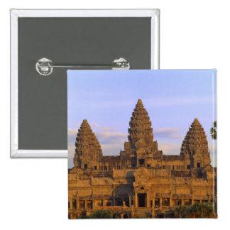 Angkor Wat, Cambodia Pinback Button