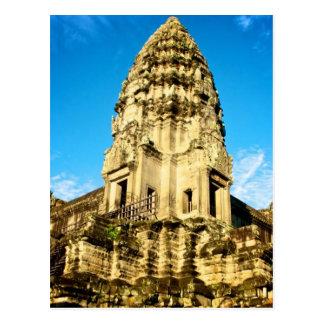 Angkor Wat Cambodia Postcard