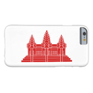 Angkor Wat Cambodian / Khmer Flag Barely There iPhone 6 Case