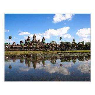 Angkor Wat, Camboya - impresión de la foto Fotografía