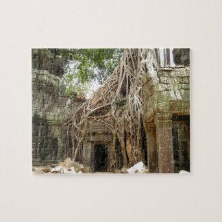 Angkor Wat Camboya Puzzle Con Fotos