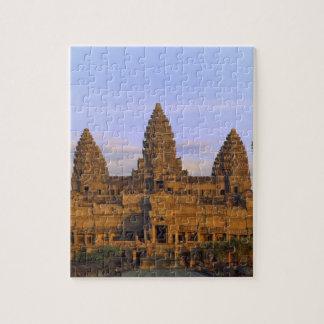 Angkor Wat, Camboya Rompecabezas Con Fotos