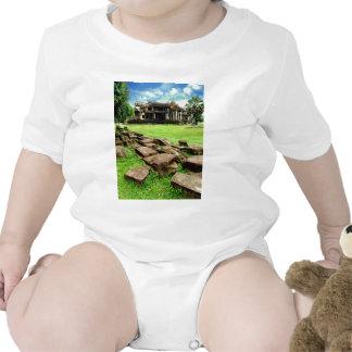 Angkor Wat Crumbled Causeway Shirt