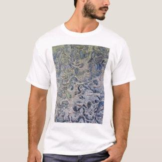 Angkor Wat Hindu Hell Depiction T-Shirt