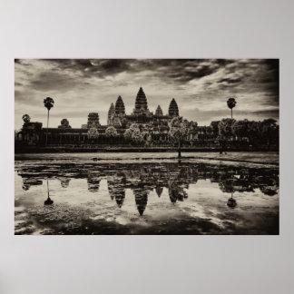 Angkor Wat II Poster