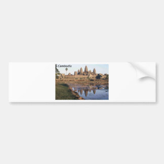 -Angkor-Wat-[kan.k] Bumper Sticker