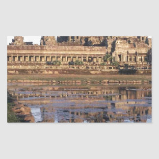 -Angkor-Wat-[kan.k] Rectangular Sticker
