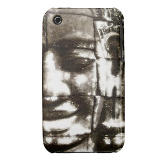 Angkor Wat Smiling Face iPhone 3G 3GS CM B T™ Case Case-Mate iPhone 3 Cases