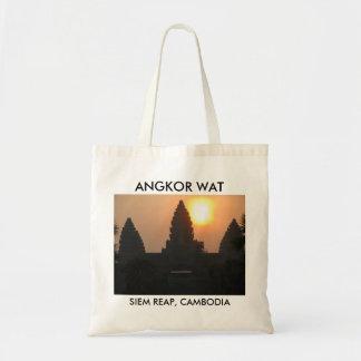 Angkor Wat Temple Siem Reap Cambodia Asia Tote Bag