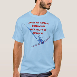 Angle of arrival T-Shirt