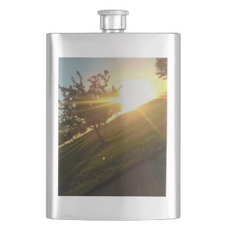 Angle Of The Wind Flask