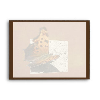 Angle Wing Comma Butterfly Series Envelopes