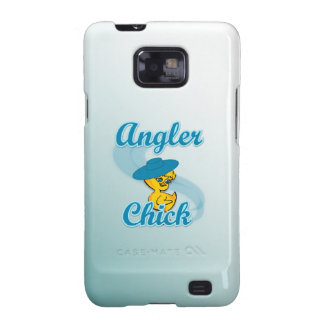 Angler Chick 3 Galaxy SII Cover
