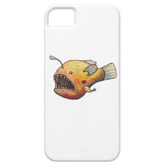 Angler fish love iPhone SE/5/5s case