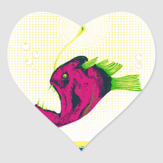 Anglerfish bulb sticker