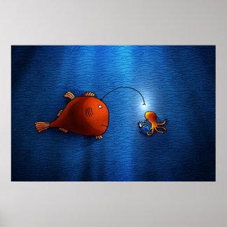 Anglerfish Poster