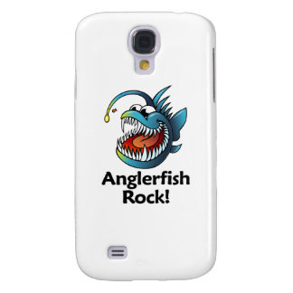 Anglerfish Rock! Galaxy S4 Cover