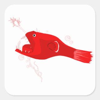 Anglerfish Stickers