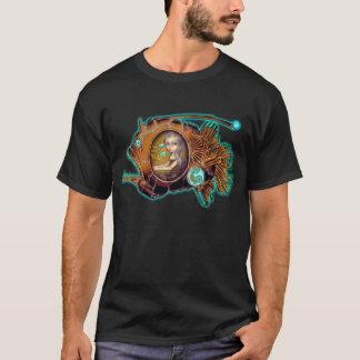 Anglerfish Submarine steampunk Shirt