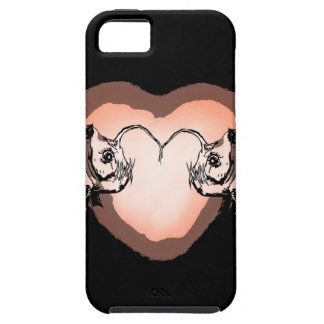 Anglerfishes in Love iPhone SE/5/5s Case