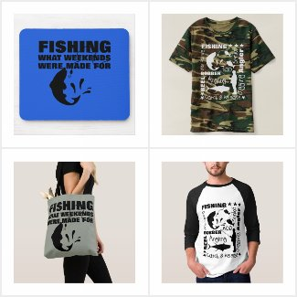 Anglers Fishing Themed Poducts And Gift Ideas