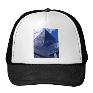 Angles in Blue Trucker Hat