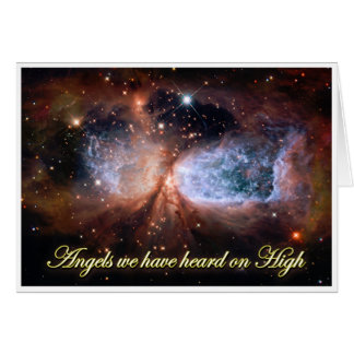 Angles on High Greeting Card