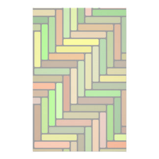 Angles Personalized Stationery