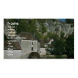 Angles sur l'Anglin, Vienne, France Europe Business Card Templates