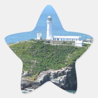Anglesey Pegatina En Forma De Estrella