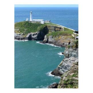 Anglesey Postcard
