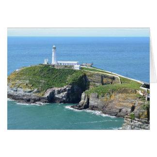 Anglesey Felicitación