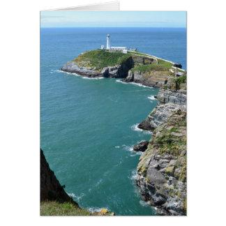 Anglesey Tarjeta De Felicitación