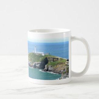 Anglesey Taza Básica Blanca