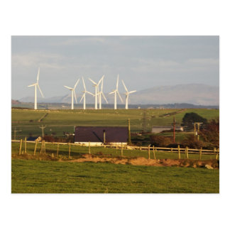 Anglesey Wind Farm Postcard